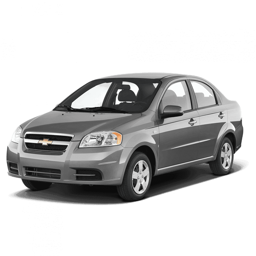 Выкуп иномарок Chevrolet Aveo