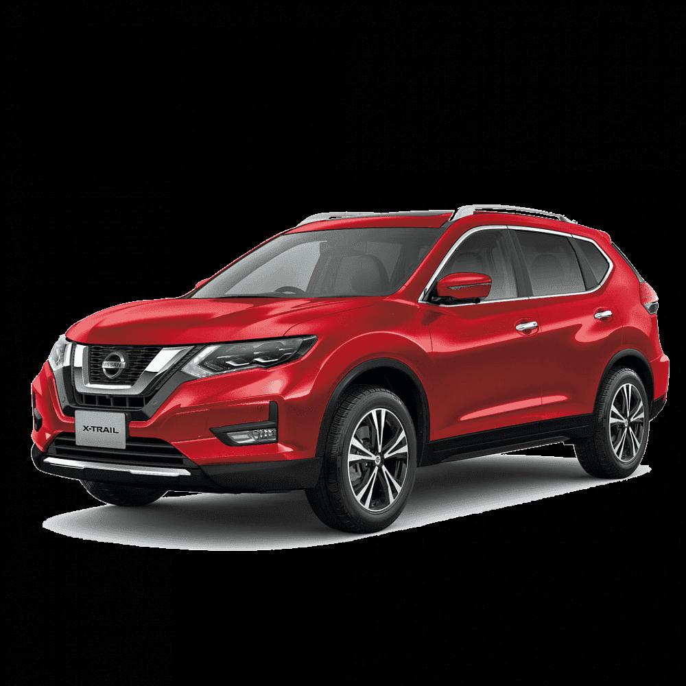 Выкуп аварийного Nissan X-Trail