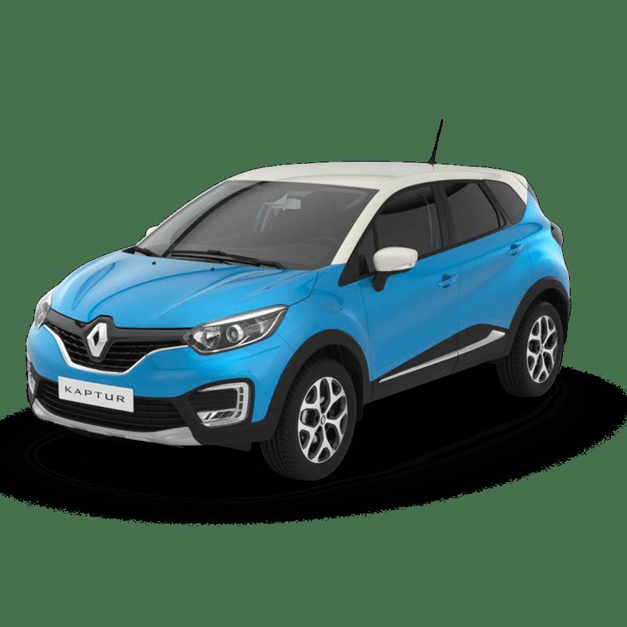 Выкуп аварийного Renault Kaptur