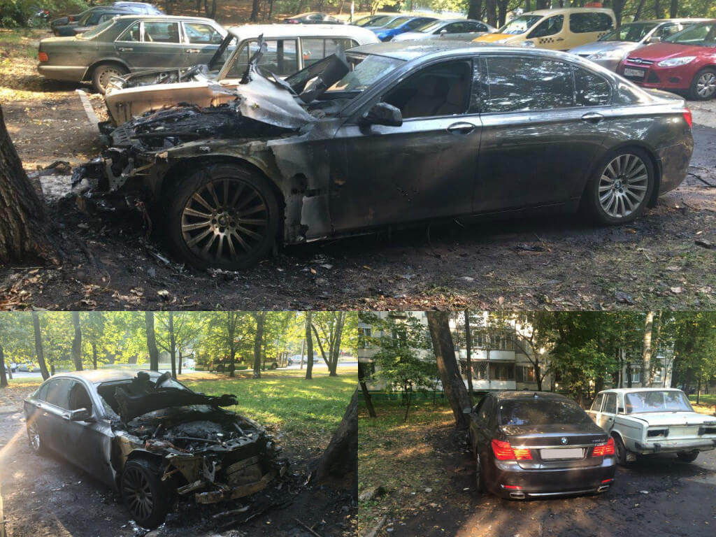 Приятно, что купили сильно поврежденный автомобиль